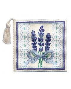 Needles case lavender