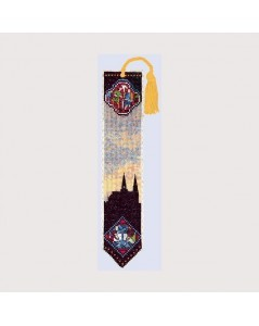 Chartres cathedral bookmark