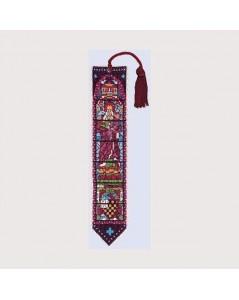 Stained-glass windows Bookmark