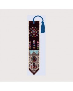 Rosace cathedral Bookmark