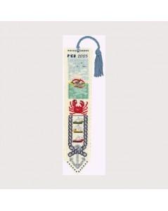 Seaside Bookmark