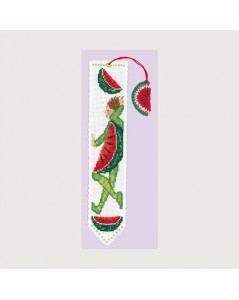 Bookmark Mister Watermelon