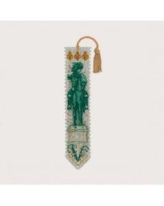 Louis XIV Bookmark