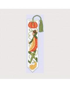 Bookmark Mister Pumpkin