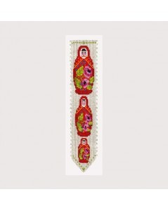 Matriochkas bookmark