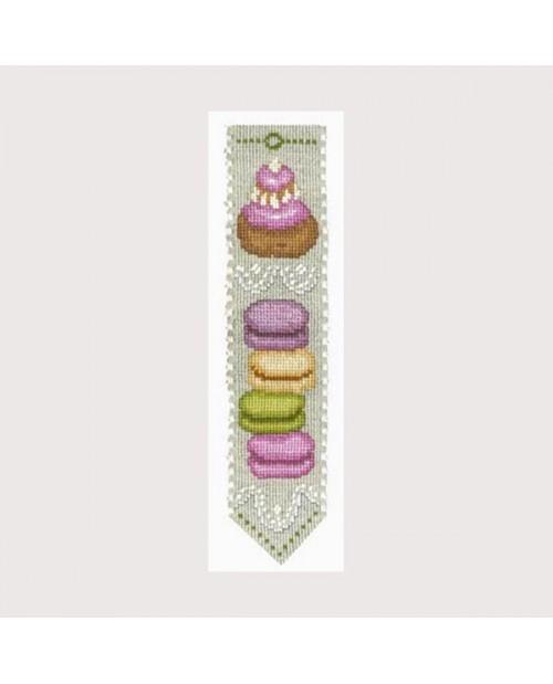 Macaron Bookmark