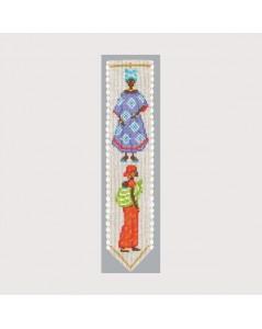 African bookmark
