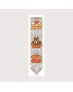 Bookmark cake