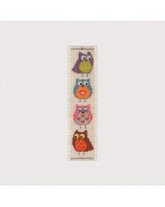 Bookmark Owls