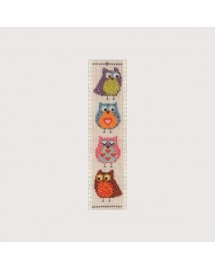 Bookmark Owls