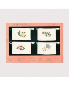 Toiletry Kit Roses