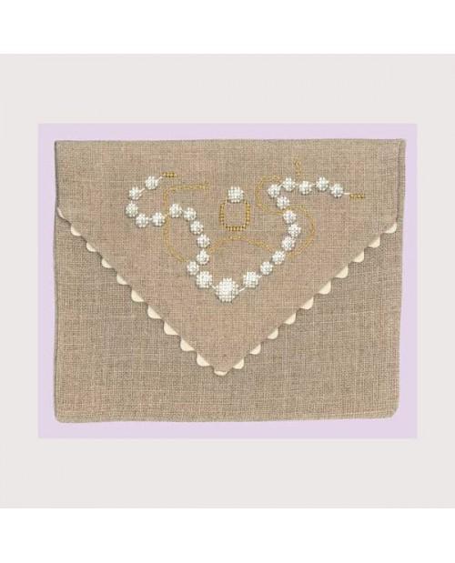 Envelope for jewels