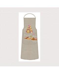 Gourmet apron