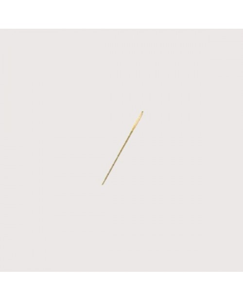 Golden needle
