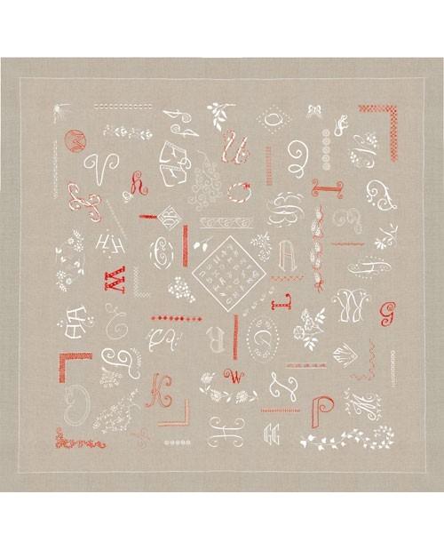 Tablecloth ABC