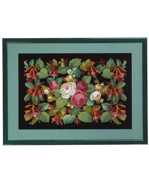 Roses/Fuchsias
