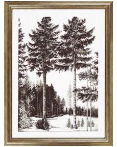 Trees graphic