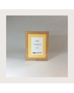 Frame with passe-partout