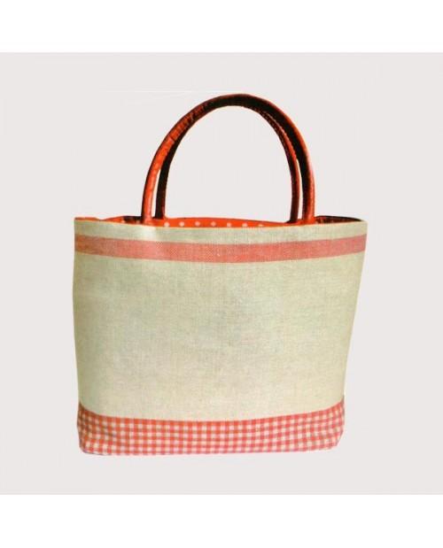 Handbag couture red