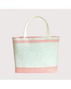 Handbag couture rose