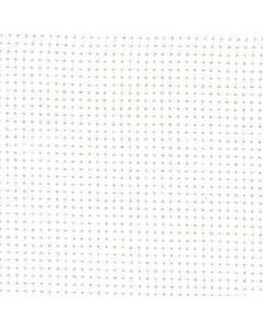 White aïda 5.5 stitches/cm  width 160 cm