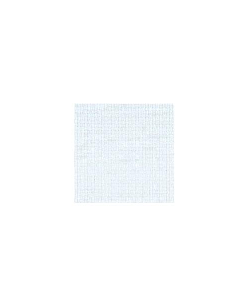 Light blue aïda 5.5 stitches/cm  width 160 cm