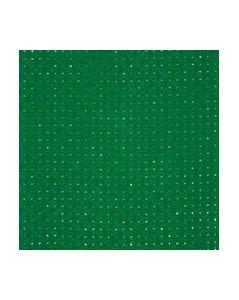 Green aïda 5.5 stitches/cm  width 160 cm