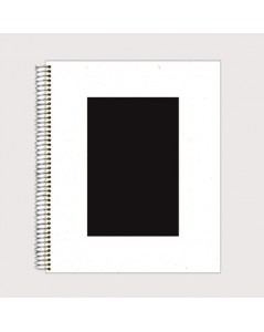 White Album black Page