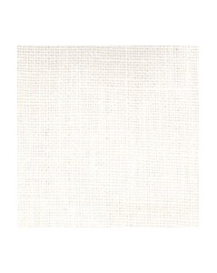 White linen fabric for traditional embroidery 18 threads/cm  width 140 cm
