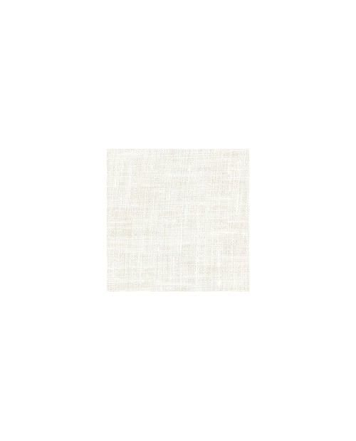White linen fabric for traditional embroidery 22 threads/cm width 150 cm