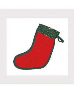 Small Christmas boot