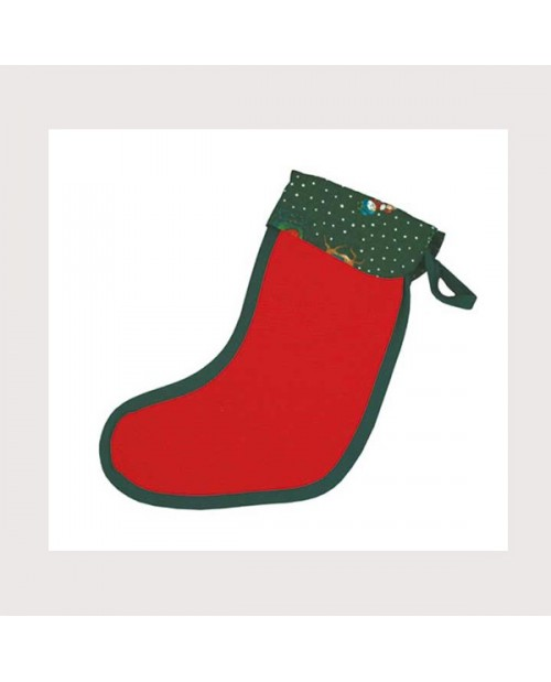 Small Christmas boot
