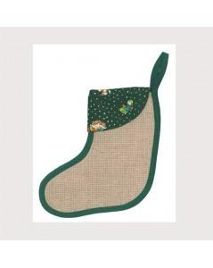 Small Christmas boots