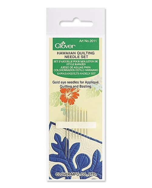 Hawaiian Quilting Needle Set