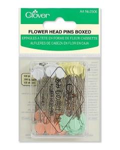 Flower Head Pins (Boxed)