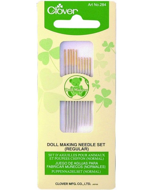 Doll Making Needle Set (Regular)