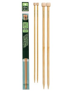 TAKUMI Bamboo Knitting Needles 33 cm