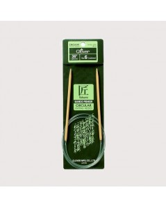 TAKUMI Bamboo Circular Knitting Needles 100 cm