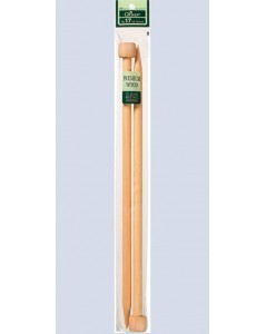 Wood Premium Knitting Needles (40cm -12.75 mm)