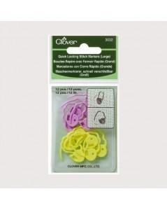 Quick Locking Stitch Markers (Large)