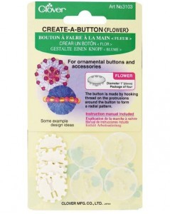 Create-A-Button (Flower)