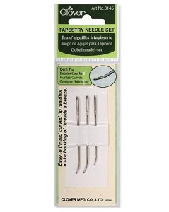 Tapestry Needles Set (Bent Type)