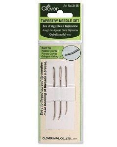Tapestry Needles Set (Bent Type)