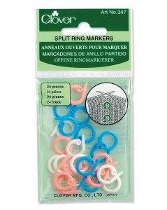 Knitting Accessories Split Ring Markers
