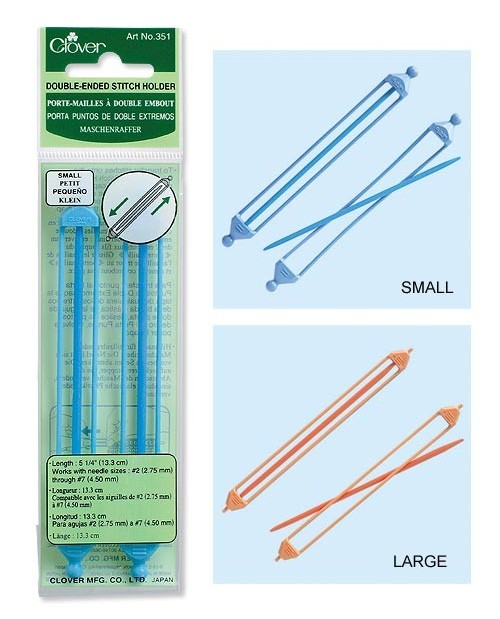 Knitting Accessories Double-Ended Stitch Holder Set