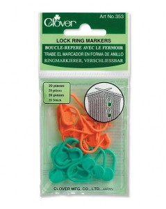 Knitting Accessories Locking Stitch Markers