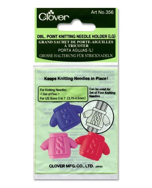 Knitting Accessories Double Point Knitting Needle Holders (Large)