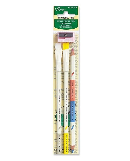 Tailor's pencil set Clover