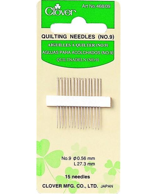 Quilting Needles No. 9