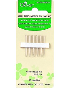 Quilting Needles No. 10